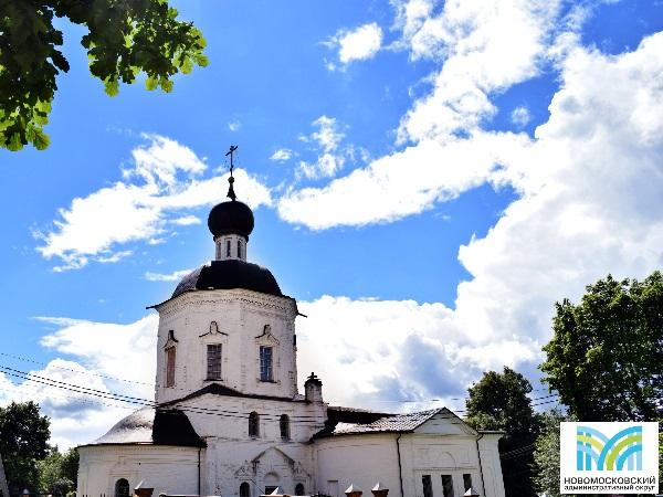 Храм Апостола Иоанна Богослова в Красном