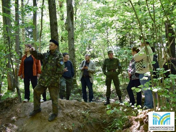 Лагерь поискового отряда «Долг»