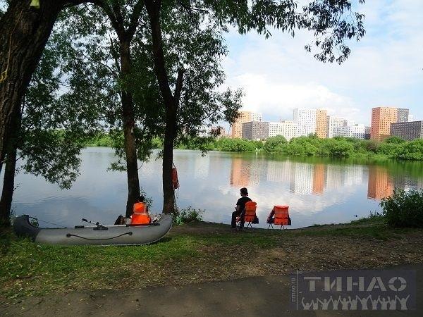 В Кленовском обустроят береговую зону отдыха