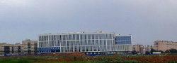 Строительство здания префектуры ТиНАО подходит к концу