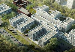 Больница с роддомом появится в Коммунарке
