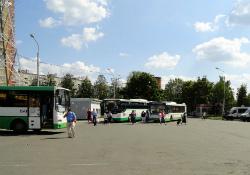 Автобусы в Троицке