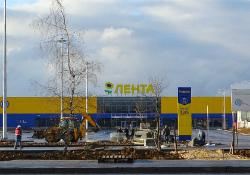 Лента на Калужском шоссе откроется 14 декабря