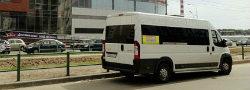 Расписание микроавтобусов до ТЦ «Зельгрос»