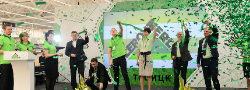 В Новой Москве состоялось открытие второго гипермаркета Леруа Мерлен