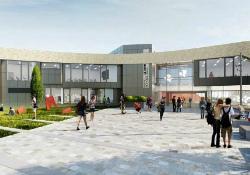 Учебный корпус международной школы «Летово» сдадут в 2018 году