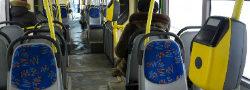 На автобусе №507 введена бестурникетная система оплаты проезда