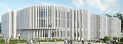 Здание УВД в Коммунарке спроектировано по BIM-технологии