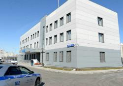 В Московском открыли новое здание полиции