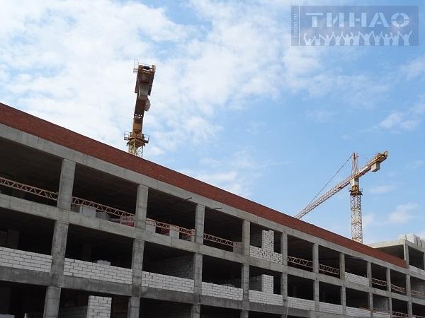 Поликлинику в Пыхтино откроют в сентябре 2018 года