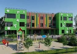 В Рязановском построят новый корпус детского сада