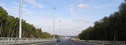 Из города Московский построят новый выезд