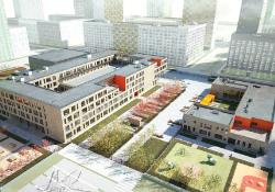 Образовательный комплекс в Сосенском откроется в 2018 году