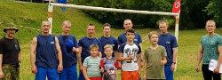 Соревнования ко Дню молодёжи прошли в Десеновском