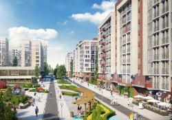 Новые корпуса вводятся в ЖК «Испанские кварталы»
