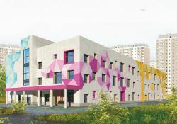 В ЖК «Рассказово» построят детский сад на 14 групп