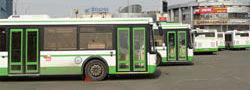 Автобусы Мосгортранс