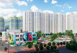Детский сад в Новых Ватутинках планируется сдать в конце 2018 года