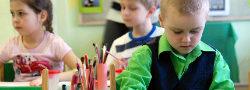 Блок начальных классов с дошкольным отделением построят в Киевском