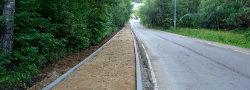 Ремонт дорог и тротуаров