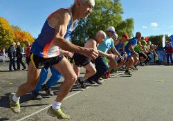 Соревнования «Спортивное долголетие» пройдут в Сосенском