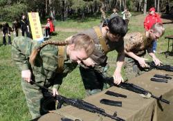 Военно-исторический спортивный праздник пройдет в Сосенском