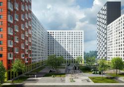 Одобрена продажа квартир в пяти корпусах ЖК «Саларьево парк»