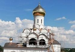 В ТиНАО введен в эксплуатацию храм Воскресения Христова