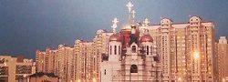 Храм Александра Невского в Солнцево Парке введен в эксплуатацию