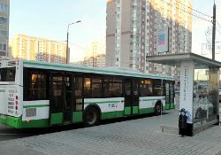 Изменилось время работы автобуса 891к