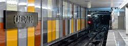 Станции метро Румянцево и Саларьево временно закроют