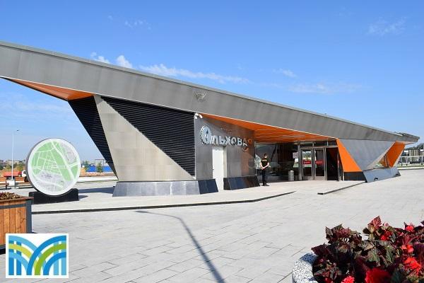 Станция Ольховая