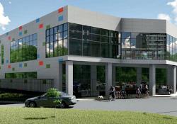 В Изварино построят торговый центр