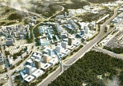 Дворец спорта, 50 км дорог и многое другое построят на территории АДЦ в Коммунарке