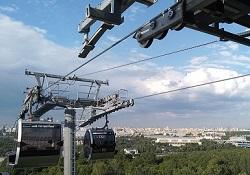 В Новой Москве построят канатную дорогу