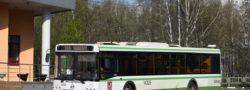 Меняется маршрут автобуса 873